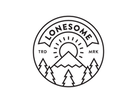 Lonesome Badge