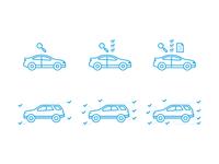 More Auto Icons