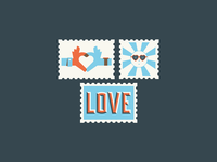 Love Stamps 02