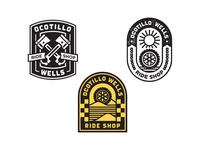 Ride Shop Badges
