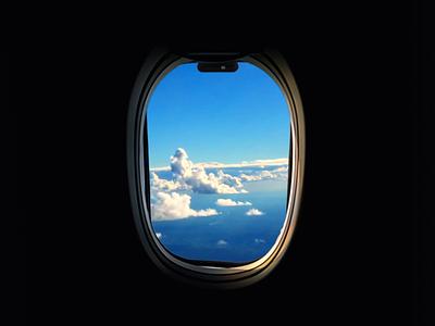 Splash Sreen after effects immersive app tour travel animation splash screen application app design