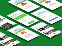 Green Checkin - A Green Social Networking App