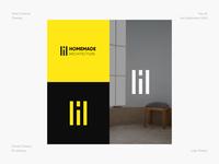 H logo design logo inspiration logodesign inspiration dailycreativetherapy daily design challenge branding logo design