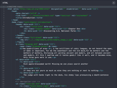 Code Editor code editor html color blue green palette text