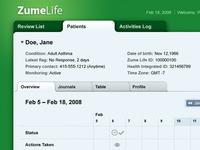 Zume Life Health Management Service