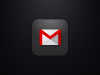 iOS Gmail Icon
