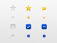 Stars, Checkboxes, and Importance Markers in iOS Gmail
