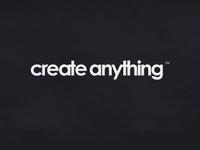 Create Anything - Brandmark