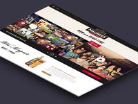 Magners Cider - Responsive Website