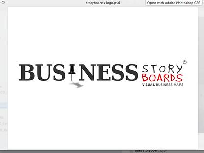 Business Storyboard Logo by Stewart Kyasimire on Dribbble