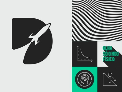 DECOLA | BRANDING STYLEGUIDE design art art direction minimal flat illustration graphic design branding logo vector typography design