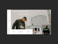 RHUDE • E-COMMERCE EXPLORATION