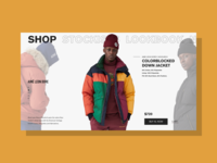 AIME LEON DORE • E-COMMERCE EXPLORATION
