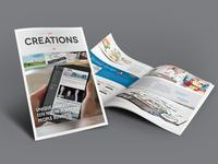 New Creations Magazine (free)