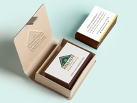 Avery-Copp House Business Cards