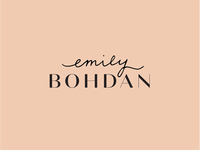 Emily Bohdan Logo