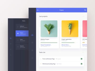 Custom System product appdesign creative webdesign ui app minimal development crm design
