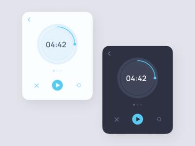 Countdown Timer Design