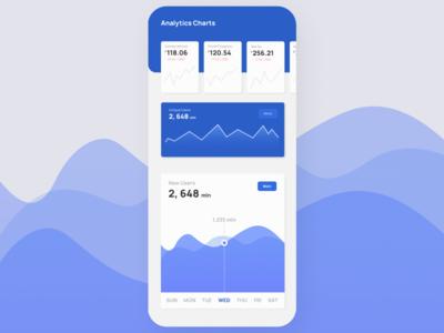 Analytics Chart Design