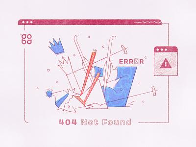 404 Ski Biff textures texture skiing ski design graphic design illustration