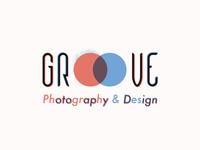 Groove Logo identity type daily custom typeface design custom type type typography branding graphic design logo