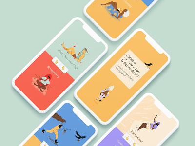 REI Social Media Quiz graphic design illustration
