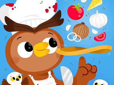Ready, set, toss! read art draw colour characters kawaii toddler animal book character drawing animals kidslit fun kids illustrator cute illustration