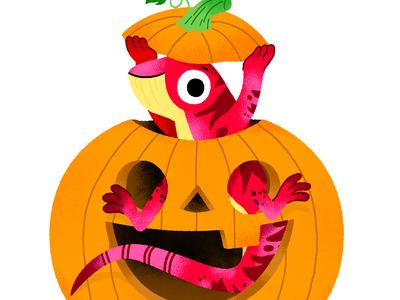 Halloween, please?