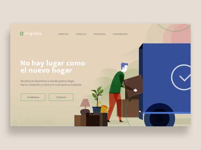 Englobe Website