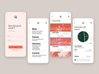 This Way - Music App