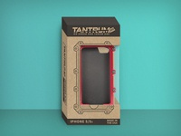 Phone Case Packaging Mockup