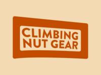 Climbing Nut Gear Logo