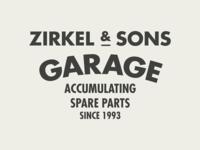 Zirkel & Sons Garage