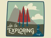 WIP - Let's Go Exploring