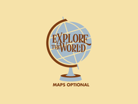 Explore The World - Maps Optional