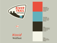 River Trail Cottages - Branding Guide Quickie