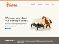Alara Creative Redesign