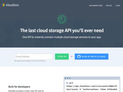 Dev Platform signup