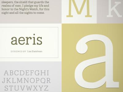 Specimen Poster typography type design slab-serif specimen poster