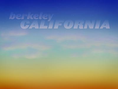 Sunset photo illustration sunset berkeley california inspiration