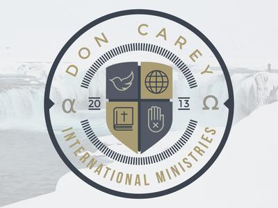 A Ministry Logo logo christ bible ministry church nfl football lions gospel