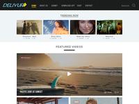Video Website Concept