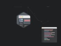 Flat UI & Code Icon