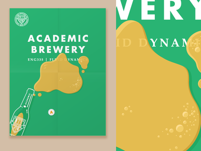 Academic Brewery Poster (1 of 3)