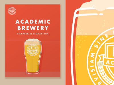 Academic Brewery Poster (3 of 3)