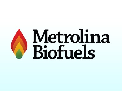 Logo for Metrolina Biofuels logo biofuel illustrator