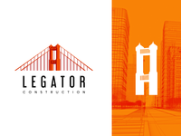 Legator - Experimental Logo