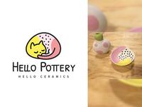 Hello Pottery - Experimental Logo