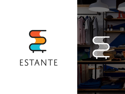Estante(Shelf) - Experimental Logo