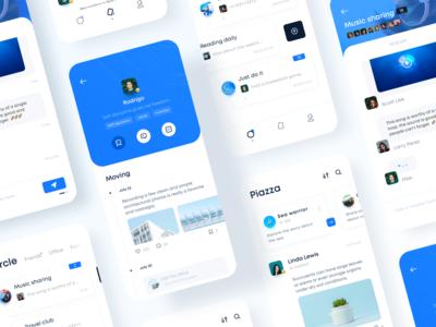 Circle social app_3